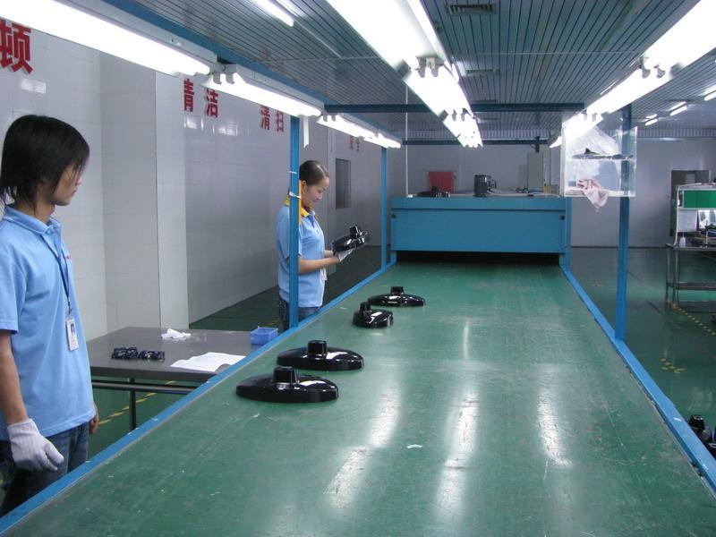 供应塑胶丝印烘干线图片