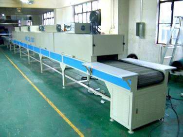 供应玻璃丝印烘干线图片