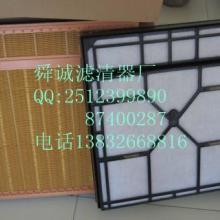 舜诚滤清器厂供应A0040946604奔驰泵车空滤价格优惠图片
