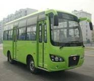 楚风牌HQG6710EA3型城市客车图片