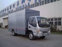 供应白鸟牌HXC5040XWT2型流动舞台车批发