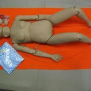 多功能护理人训练模型图片