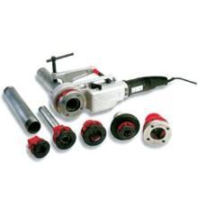 1/4寸-2寸手持电动套丝机 便携式电动套丝机 手持式电动套丝机图片