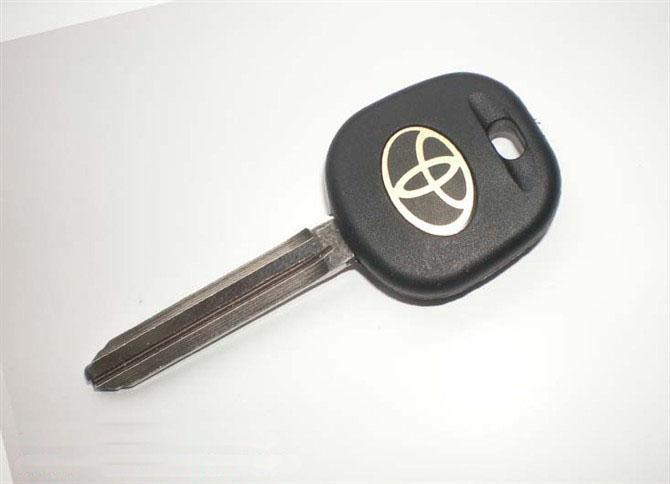 金雅达丰田遥 遥控钥匙价格 衡水市开发区金雅达汽车锁具服务中心 -高清图片