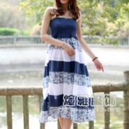 时尚波西米亚长裙便宜批发图片