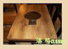 实木餐桌-广东实木餐桌椅批发--高档实木餐桌椅定做