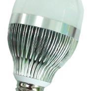 大功率LED球泡灯图片