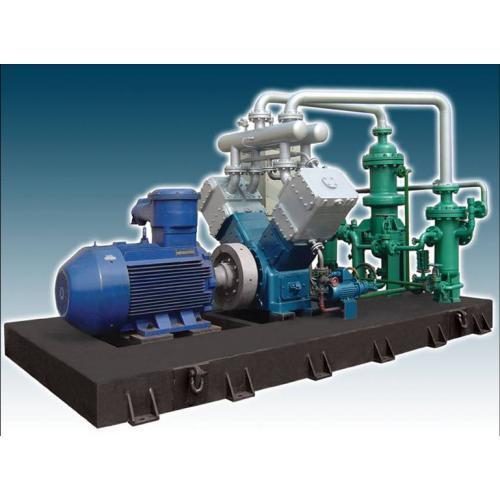 关于天然气压缩机的组成特点为大家介绍下:     可分有基础,无基础两图片