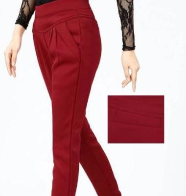 女装时尚牛仔裤批发加绒图片/女装时尚牛仔裤批发加绒样板图 (3)