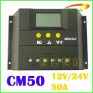 50A太阳能板控制器图片