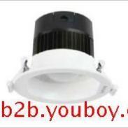 飞利浦璀璨LED筒灯12W图片