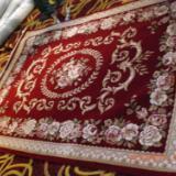 供应KTV用新西兰水洗羊毛满铺地毯/手织、机织和无纺