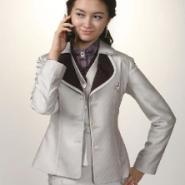 白领职业套装定做图片
