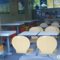 供应快餐桌椅 百色快餐桌椅