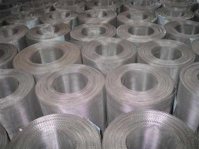供应100不锈钢过滤网,1-3米宽