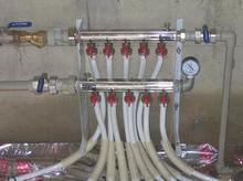 供应北京地暖管材及配套