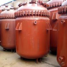 供应搪瓷反应釜/闭式搪瓷反应设备
