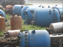 供应二手搪瓷闭式反应釜