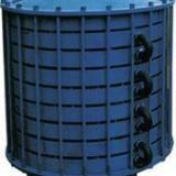 供应搪玻璃片式冷凝器