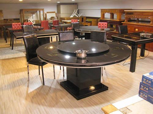 长沙电磁炉火锅桌图片