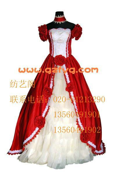 刁蛮公主服装图片
