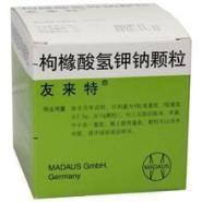 西安美济枸橼酸氯钾钠颗粒友来图片
