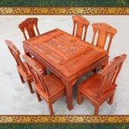 现代餐桌椅图片