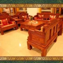 特价 新款非洲花梨木汉宫沙发 椅子 茶几组合 实木沙发 红木家具批发