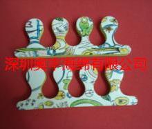 供应EVA海绵环保美甲分趾器