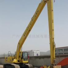 供应小松300挖掘机加长臂改装厂家 挖掘机加长臂图片 加长臂价格 挖机加长臂批发