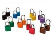 陕西西安安全锁钢制挂锁铝制挂锁图片