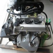 夏利新N3发动机总成图片