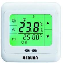 供应电采暖触摸屏液晶温控器JN-807D