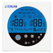供应电采暖欧款液晶温控器JN-806D