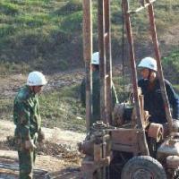 供应地源热泵钻孔工程降水机械钻井
