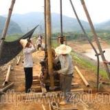 开凿地热井维修地热井水井的涌沙