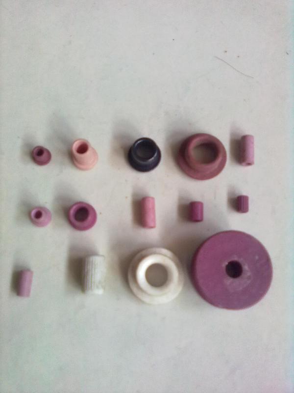 供应编织机瓷眼瓷管氧化铝氧化钛