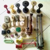 盘根陶瓷纤维编织机配件锭子簧盒陶瓷纤维编织机配件锭子簧盒