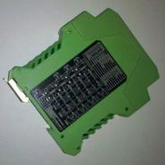 一进三出4-20mA信号隔离变送器图片
