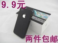供应超薄 iphone4保护壳 iphone4s手机壳 手机套