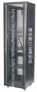 供应博诚机柜服务器机柜、不锈钢机柜