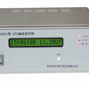 SYN4301型GPS编码同步钟图片