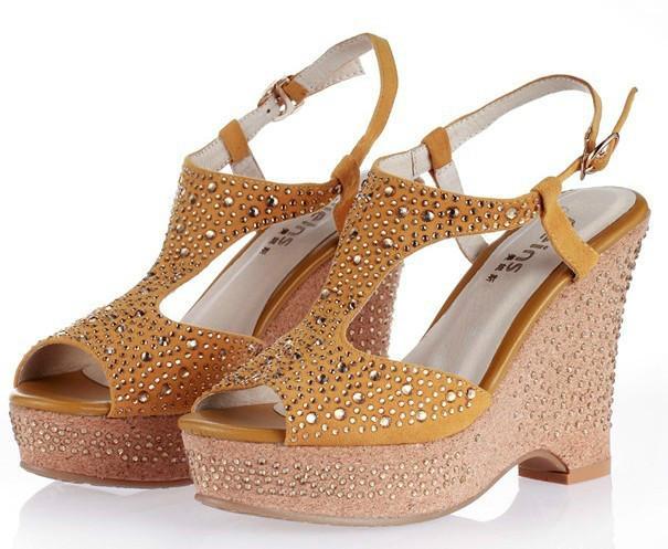 高档优雅女性凉鞋图片|高档优雅女性凉鞋样板图|高档