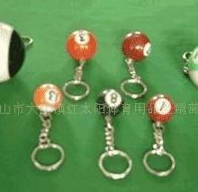 厂家特供台球工艺品,台球装饰品,挂件小饰品