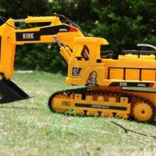 供应履带式工程车遥控挖土机遥控玩具车