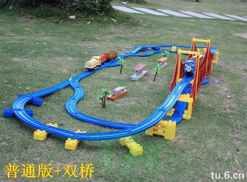 托马斯小火车轨道玩具图片 托马斯小火车轨道玩具样板图 托马斯小火