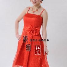 供应泉州抹胸式婚纱