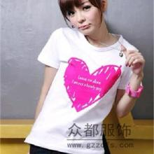 广州沙河批发市场便宜女装裙子短裤T恤批发