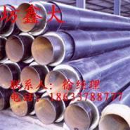 高温聚氨酯硬质泡沫保温管供热效果图片