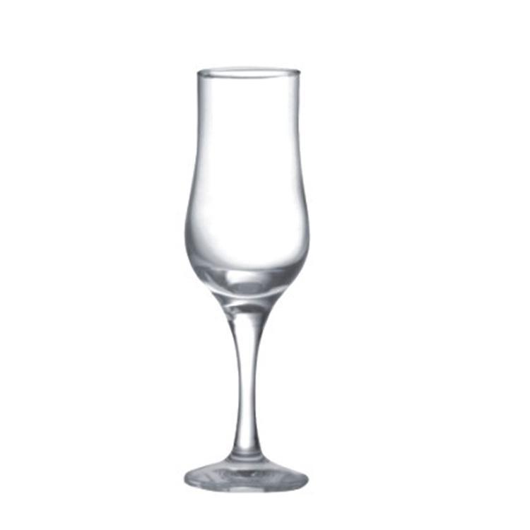 广州酒店酒吧玻璃白兰地杯 玻璃洋酒杯 玻璃矮脚杯图片